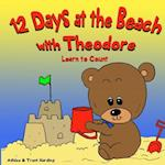 12 Beach Days with Theodore Counting Book