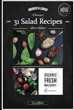 Delicious 31 Salad Recipes