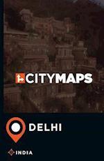 City Maps Delhi India