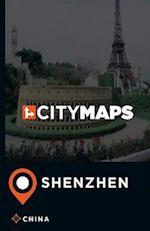 City Maps Shenzhen China
