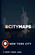 City Maps New York City New York, USA