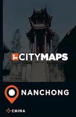 City Maps Nanchong China