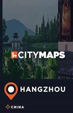 City Maps Hangzhou China