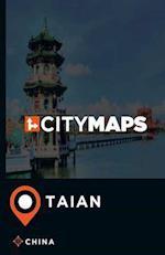 City Maps Taian China