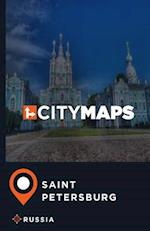 City Maps Saint Petersburg Russia