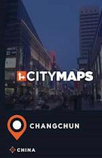 City Maps Changchun China