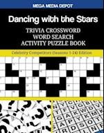 Dancing with the Stars Trivia Crossword Word Search Activity Puzzle Book