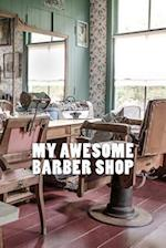 My Awesome Barber Shop