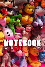 Teddy Toy Time Notebook