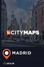 City Maps Madrid Spain