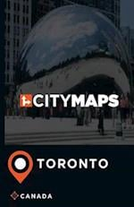 City Maps Toronto Canada