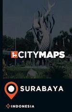 City Maps Surabaya Indonesia