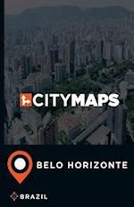 City Maps Belo Horizonte Brazil