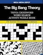 The Big Bang Theory Trivia Crossword Word Search Activity Puzzle Book