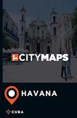 City Maps Havana Cuba