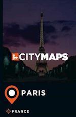 City Maps Paris France