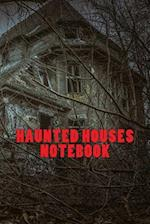 Haunted Houses Notebook