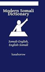 Modern Somali Dictionary