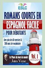 Romans Courts En Espagnol Facile Pour Debutants