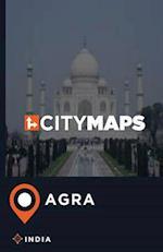 City Maps Agra India