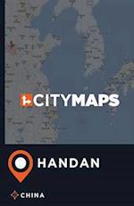 City Maps Handan China