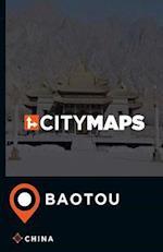 City Maps Baotou China