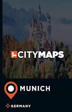 City Maps Munich Germany