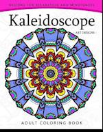 Kaleidoscope Coloring Book for Adults