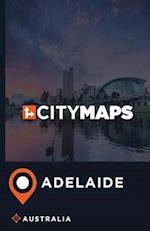 City Maps Adelaide Australia