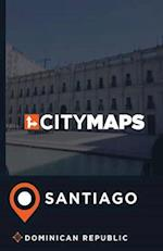 City Maps Santiago Dominican Republic