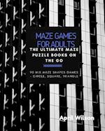 Maze Games for Adults