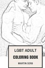 Lgbt Adult Coloring Book