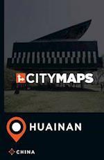 City Maps Huainan China