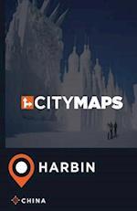 City Maps Harbin China