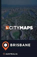 City Maps Brisbane Australia