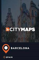 City Maps Barcelona Spain
