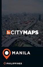 City Maps Manila Philippines