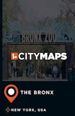 City Maps the Bronx New York, USA