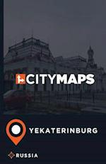 City Maps Yekaterinburg Russia