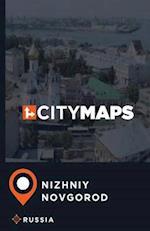 City Maps Nizhniy Novgorod Russia