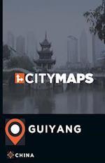 City Maps Guiyang China
