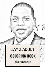 Jay Z Adult Coloring Book