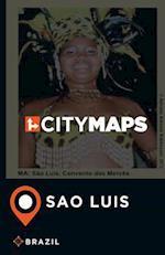 City Maps Sao Luis Brazil