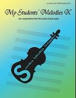 My Students' Melodies 10