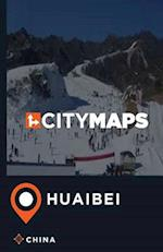 City Maps Huaibei China