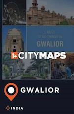 City Maps Gwalior India