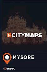 City Maps Mysore India