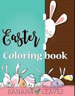 Easter Coloring Book for Kids, Children's Easter Books, Easy Coloring Book for Boys Kids Toddler, Imagination Learning in School and Home