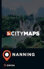 City Maps Nanning China