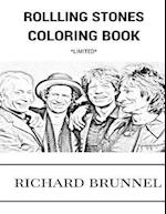 Rolling Stones Coloring Book